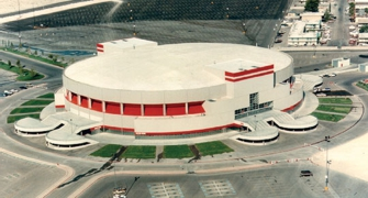 Las Vegas - Thomas And Mack Arena